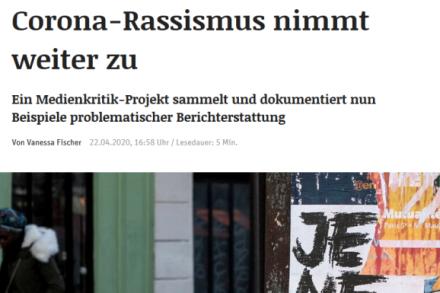 Screenshot neues deutschland